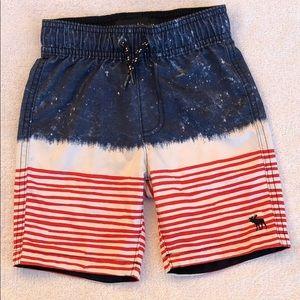 Abercrombie swim shorts